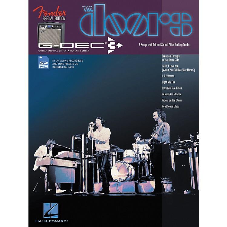 Hal LeonardFender G-Dec Doors Guitar Play-Along Songbook/SD Card