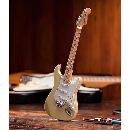 Axe Heaven Fender Stratocaster Classic Cream Miniature Guitar Replica Collectible