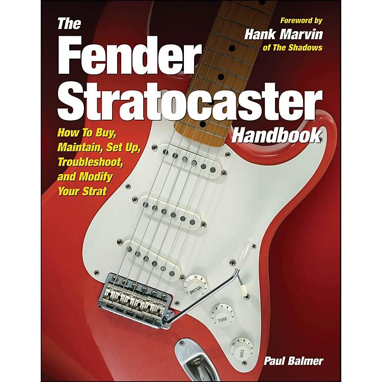 Hal LeonardFender Stratocaster Handbook