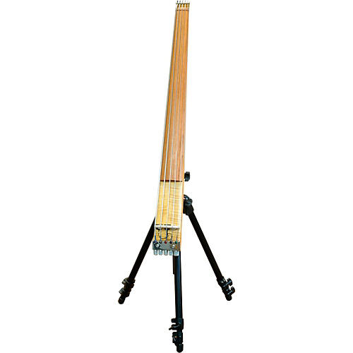 Kydd Basses Fernando Saunders 5-String Piccolo Upright Bass Natural