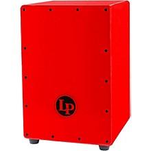 Open BoxLP Ferrari Red Cajon