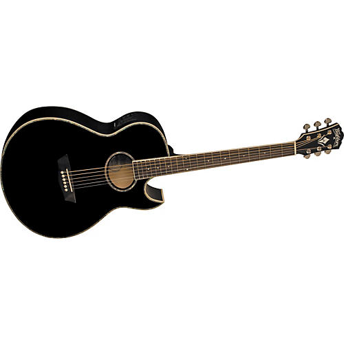 Washburn Festival EA21 Spruce Top Acoustic Cutaway Electric Guitar With 4-Band EQ-thumbnail