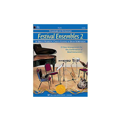KJOS Festival Ensembles 2 Flute