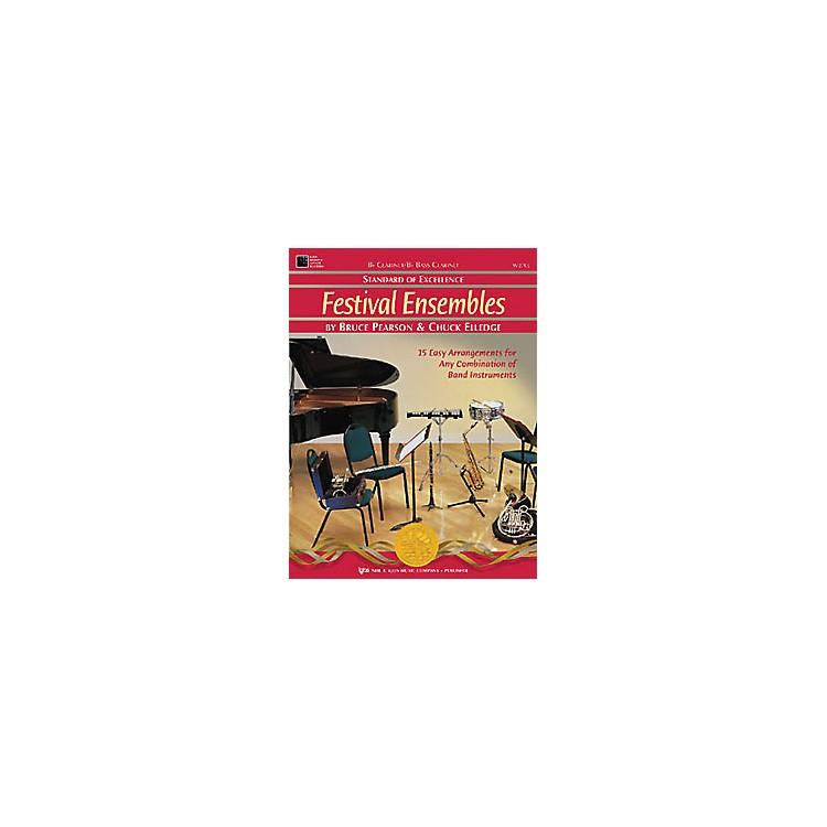 KJOSFestival Ensembles Clarinet/ Bass Clarinet