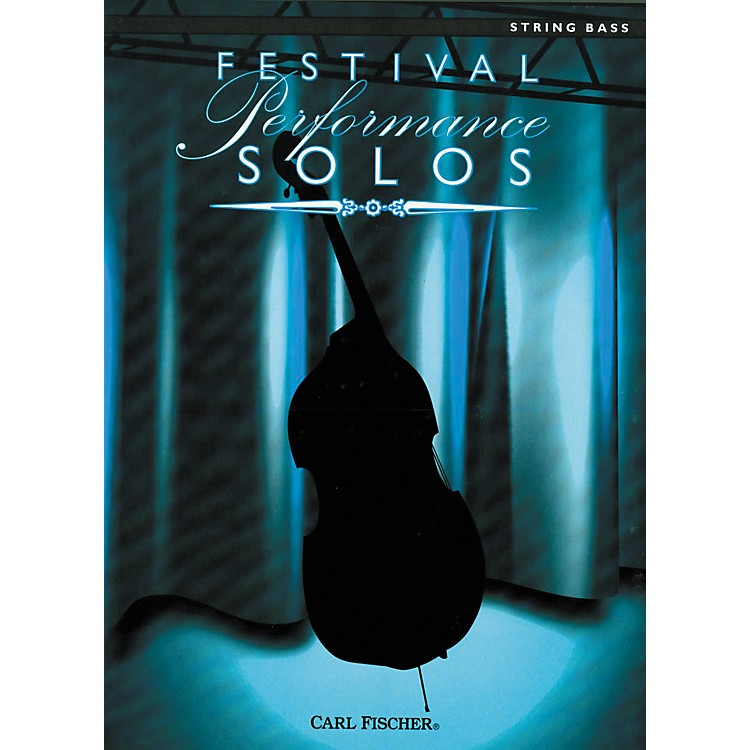 Carl FischerFestival Performance Solos Book