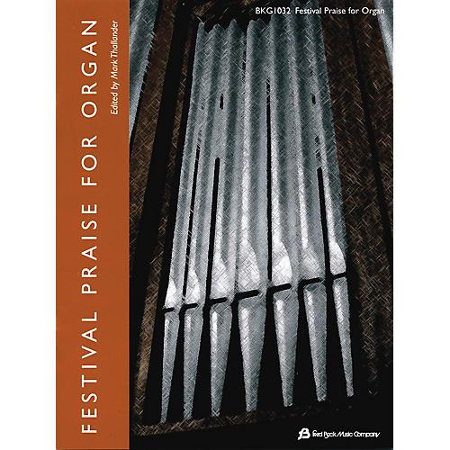 Fred Bock Music Festival Praise for Organ Fred Bock Publications Series-thumbnail