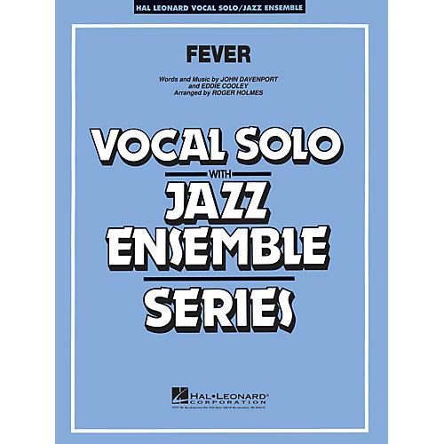 Hal Leonard Fever (Key: Ami-Bbmi) Jazz Band Level 3-4-thumbnail