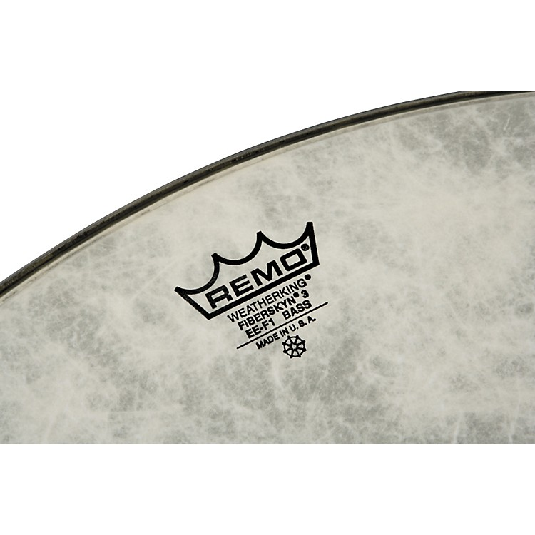 Remo FiberSkyn 3 EE Heavy Bass Drum Head 36