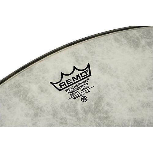Remo FiberSkyn 3 EE Heavy Bass Drum Head Fiberskyn 28