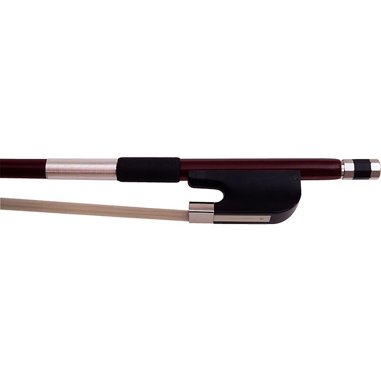 GlasserFiberglass Bass Bow with Wire GripFrench1/2 Size