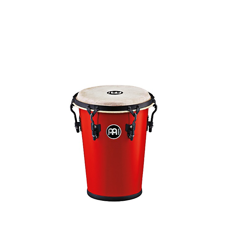 Meinl Fiberglass Family Drum Red 8 Inch x 11.25 Inch