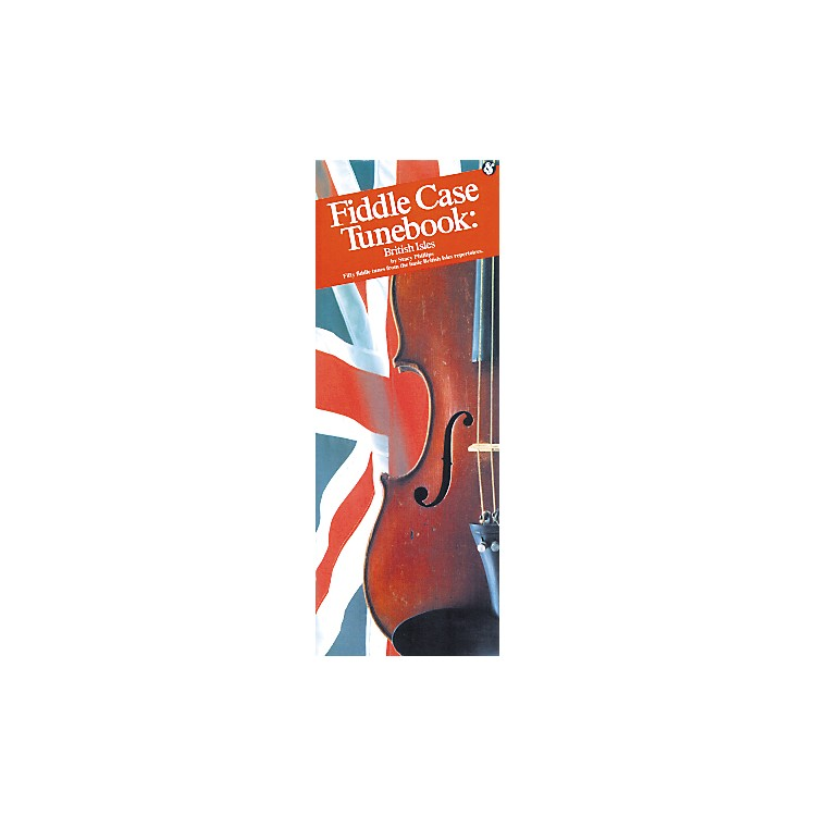Music Sales Fiddle Case Tunebook British Isles