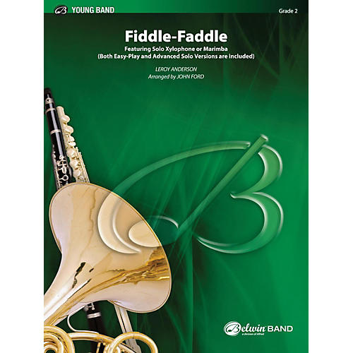 Alfred Fiddle-Faddle Concert Band Grade 2 Set