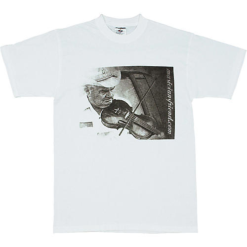 Musician's Friend Fiddle Man T-Shirt-thumbnail