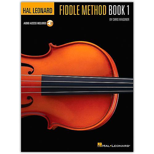 Hal Leonard Fiddle Method Book 1 Book/Online Audio-thumbnail