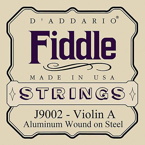 D'Addario Fiddle Series Violin A String-thumbnail