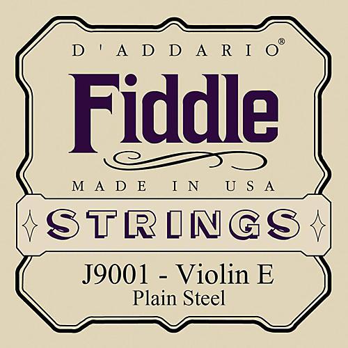 D'Addario Fiddle Series Violin E String