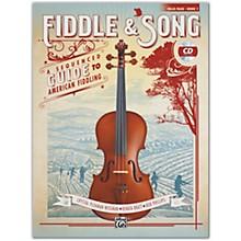 Alfred Fiddle & Song, Book 1 Cello/Bass Book & CD Intermediate