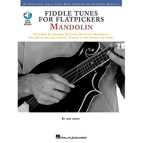 Music Sales Fiddle Tunes for Flatpickers - Mandolin Music Sales America Series Softcover with CD-thumbnail