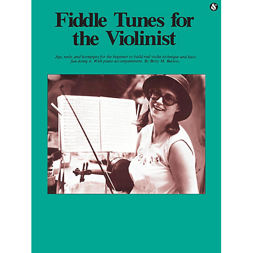 Music Sales Fiddle Tunes for the Violinist Music Sales America Series Softcover-thumbnail
