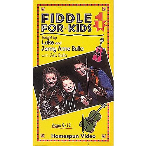 Hal Leonard Fiddle for Kids - Volume 1-thumbnail