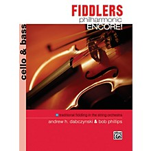 Alfred Fiddlers Philharmonic Encore! Cello & Bass Book