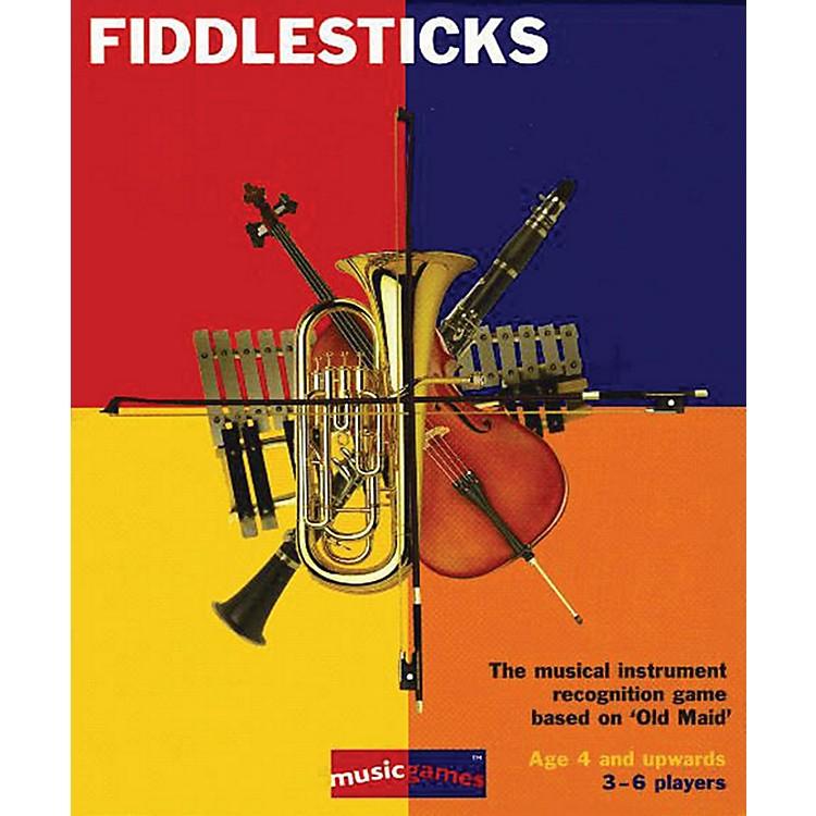 Music SalesFiddlesticks - Instruments Card Game