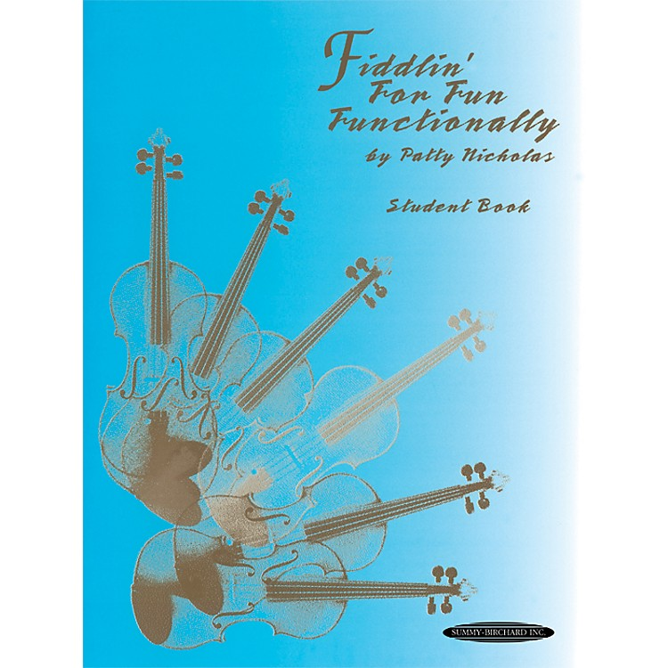 Alfred Fiddlin' for Fun Functionality (Student Book)