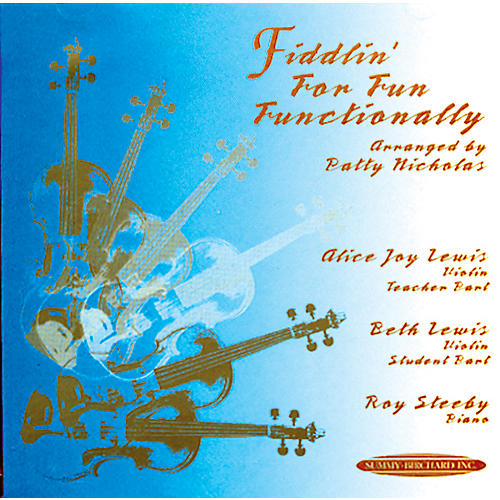 Alfred Fiddlin' for Fun Functionally (CD)