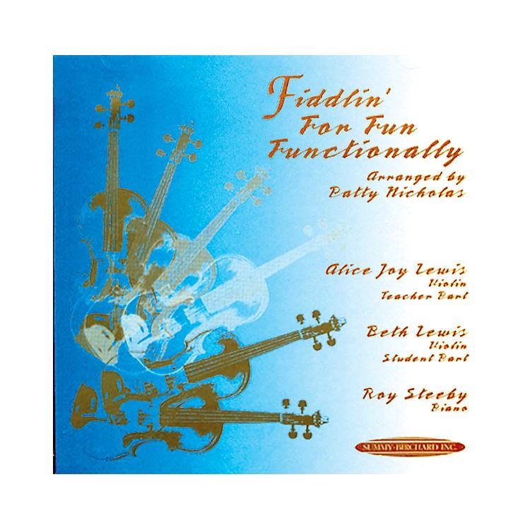 AlfredFiddlin' for Fun Functionally (CD)