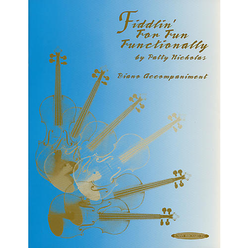 Alfred Fiddlin' for Fun Functionally Piano Accompaniment (Book)