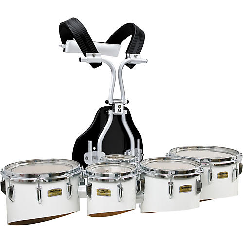 Yamaha Field-Corps 6, 10, 12, 13 Inch Quintet with RM-TVHBPT Biposto Carrier-thumbnail