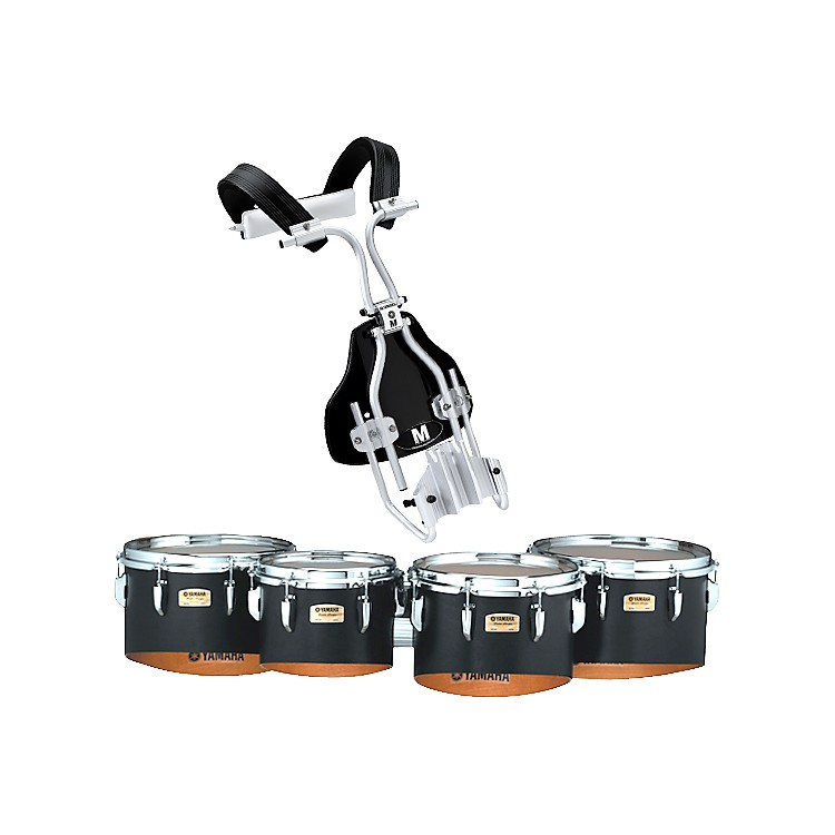 Yamaha Field-Corps 8, 10, 12, 13 Inch Quad with RM-TVHBPT Biposto Carrier