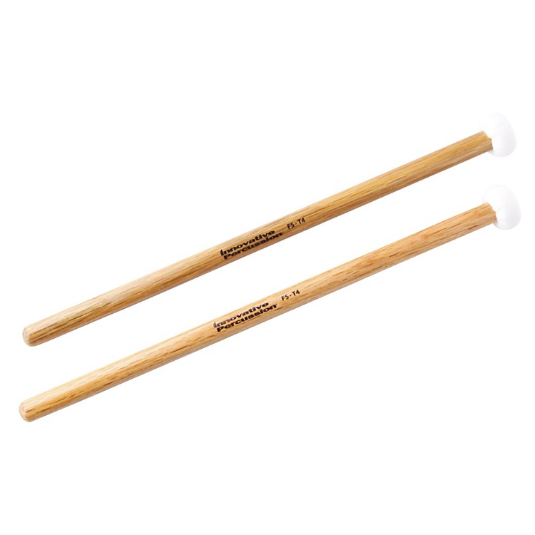 Innovative Percussion Field Series Timpani Mallets Medium Soft, General