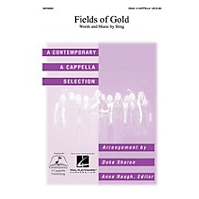 Contemporary A Cappella Publishing Fields of Gold SSAA A Cappella by Sting arranged by Deke Sharon