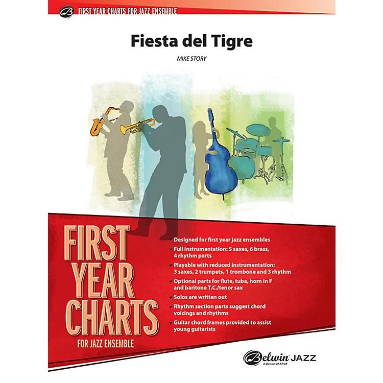 AlfredFiesta del Tigre Jazz Band Grade 1 Set