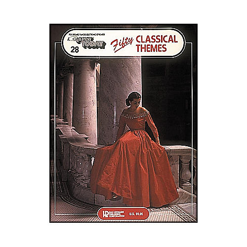 Hal Leonard Fifty Classical Themes E-Z Play 28