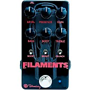 Filaments High Gain Distortion Effects Pedal