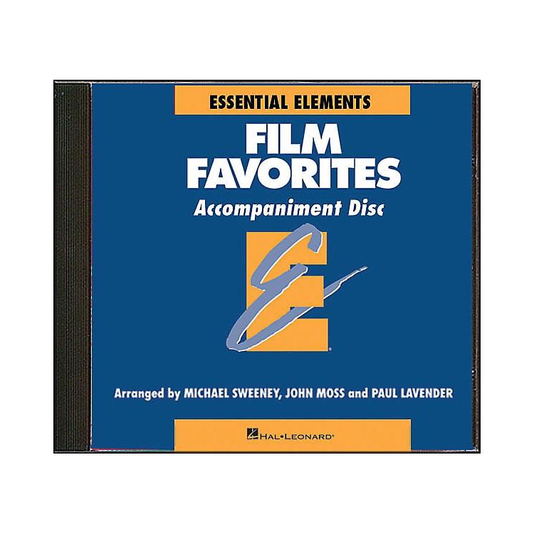 Hal LeonardFilm Favorites - CD Accompaniment
