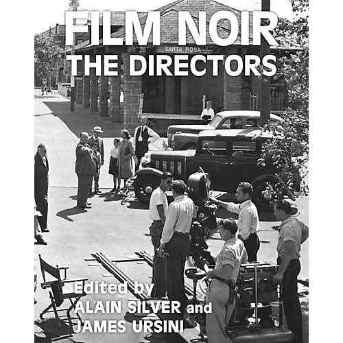 Limelight Editions Film Noir, the Directors Limelight Series Softcover-thumbnail