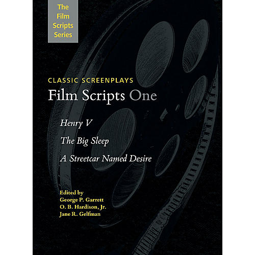 Applause Books Film Scripts One (Henry V, The Big Sleep, A Streetcar Named Desire) Applause Books Series Softcover-thumbnail