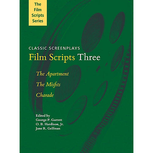 Applause Books Film Scripts Three (The Apartment, The Misfits, Charade) Applause Books Series Softcover-thumbnail