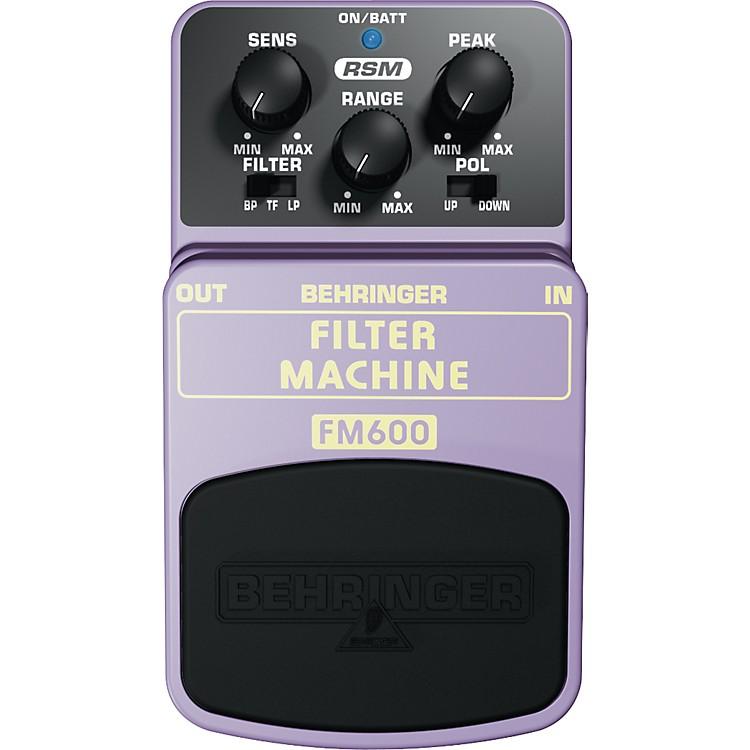 BehringerFilter Machine FM600 Guitar Pedal