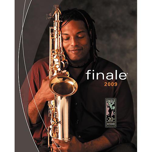 Finale Finale 2009 Music Notation Software - Retail Version-thumbnail