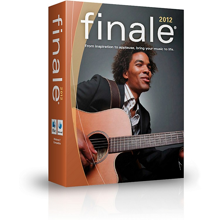 FinaleFinale 2012 Academic