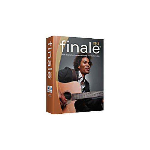 Finale Finale 2012 Site License per seat  (Minimum 5 through 29)-thumbnail