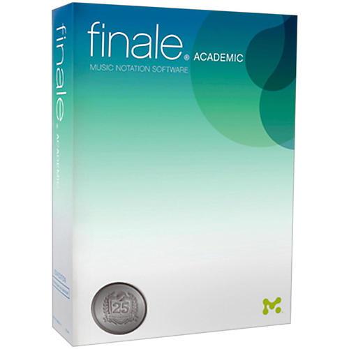Makemusic Finale 2014 Academic