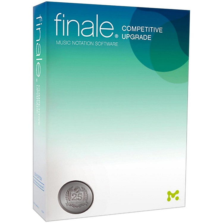 Makemusic Finale 2014 Competitive Trade Up Software Download