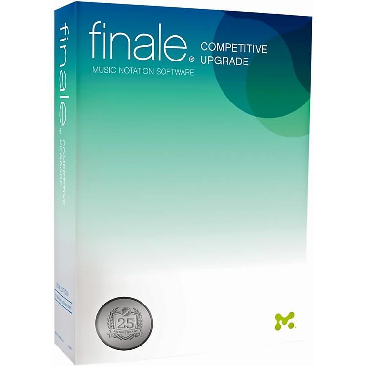 MakemusicFinale 2014 Competitive Upgrade
