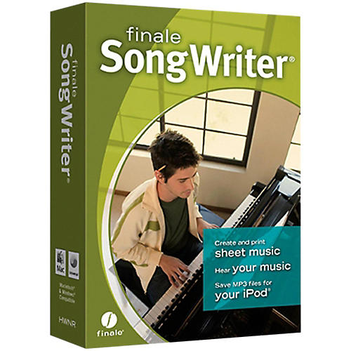 Makemusic Finale SongWriter Software Download